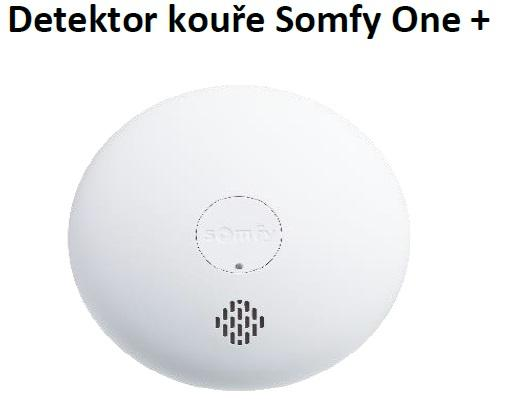 Somfy Detektor Dymu One Plus