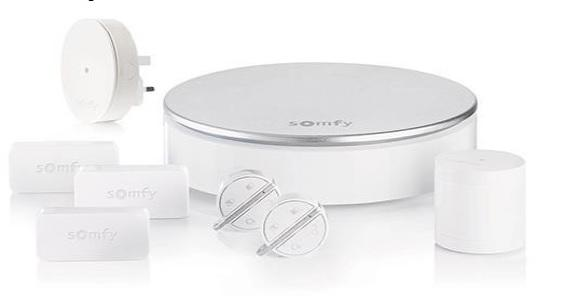 Sada Somfy Protect Home Alarm