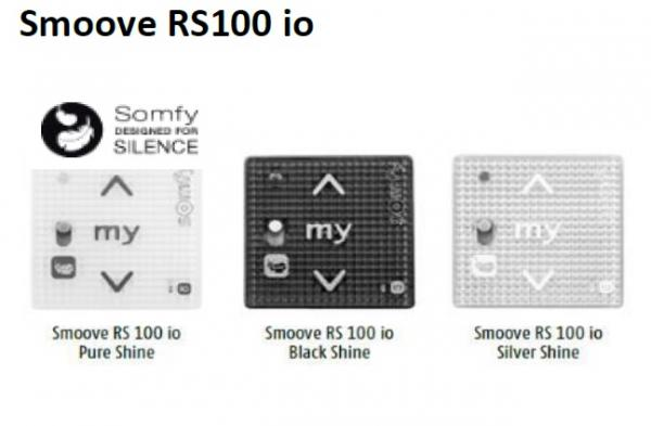 Smoove RS100 io Somfy