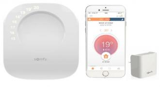 Somfy Connected Termostat